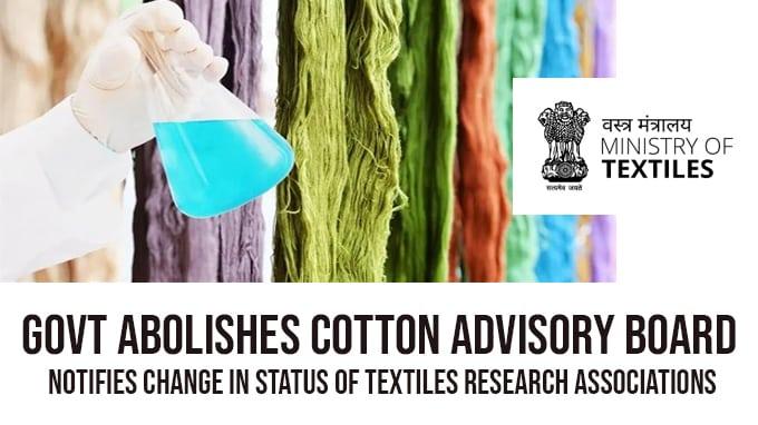 Govt-abolishes-Cotton-Advisory-Board