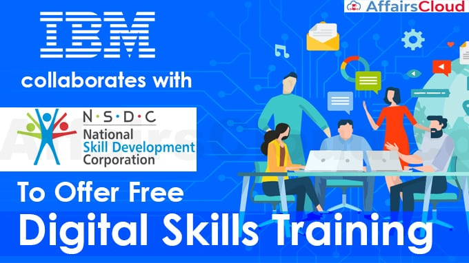 IBM-collaborates-with-NSDC-to-offer-free-digital-skills-training