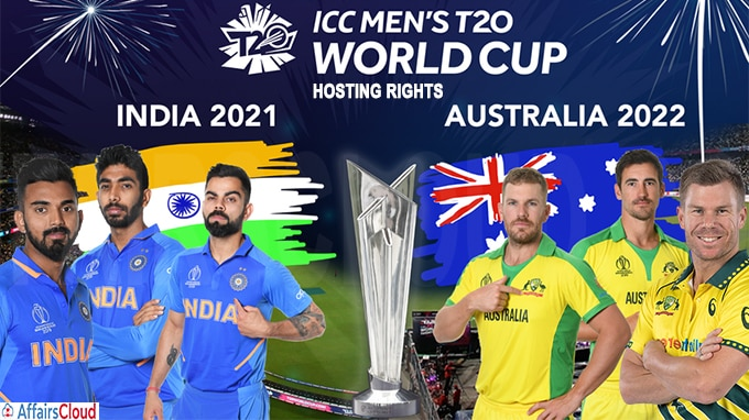 ICC Meet India retains 2021 World T20 hosting rights