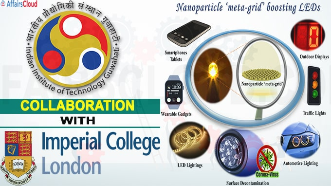 IIT Guwahati, in collaboration with Imperial College London