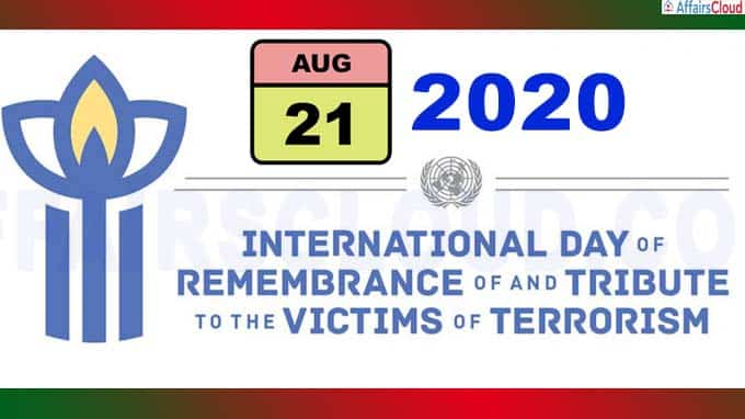 International Day of Remembrance and Tribute to the Victims of