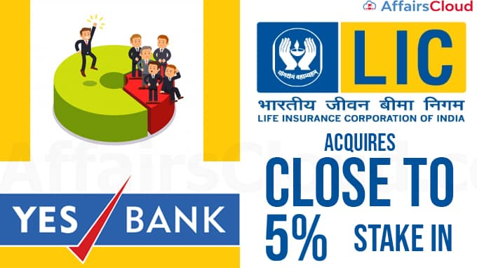 LIC-acquires-close-to-5%-stake-in-Yes-Bank
