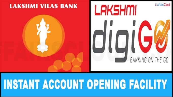 Lakshmi Vilas Bank launches instant