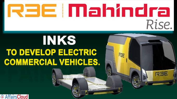 Mahindra inks pacts with Israeli firm