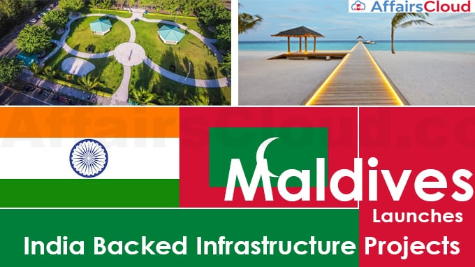 Maldives-launches-India-backed-infrastructure-projects