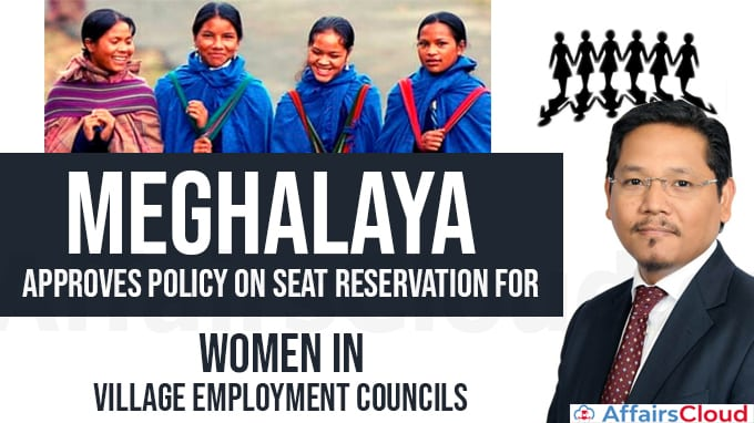 Meghalaya-approves-policy-on-seat-reservation-for-women-in-village-employment-councils