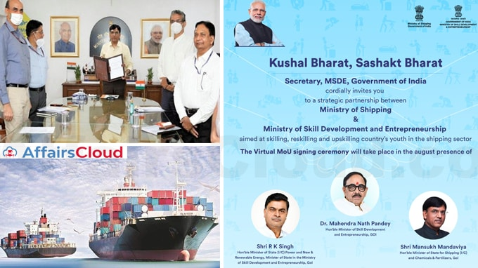 MoU-for-skill-development-in-Port-and-Maritime-sector-signed-between-the-Ministry-of-Shipping-and-the-Ministry-of-Skill-Development-and-Entrepreneurship