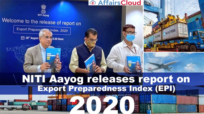 NITI-Aayog-releases-report-on-Export-Preparedness-Index-(EPI)