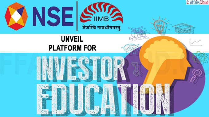 NSE, IIM-Bangalore join hands