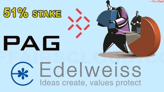 PAG picks up 51% stake in Edelweiss Wealth