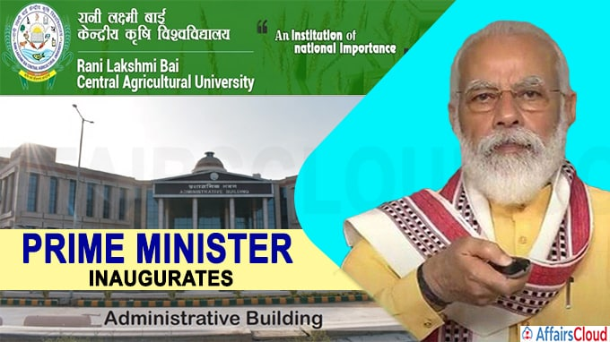 PM inaugurates College and Administration Buildings