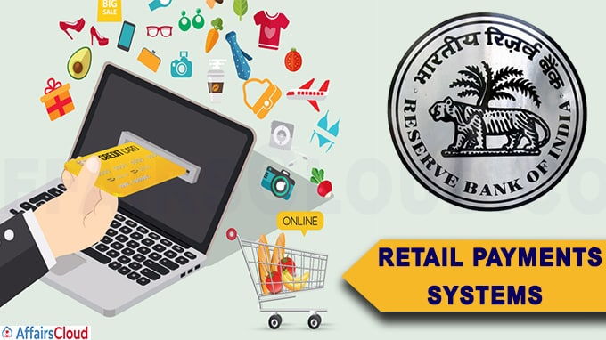 RBI releases framework for retail payments systems
