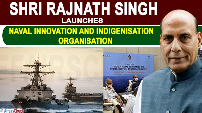 Shri Rajnath Singh Launches NIIO