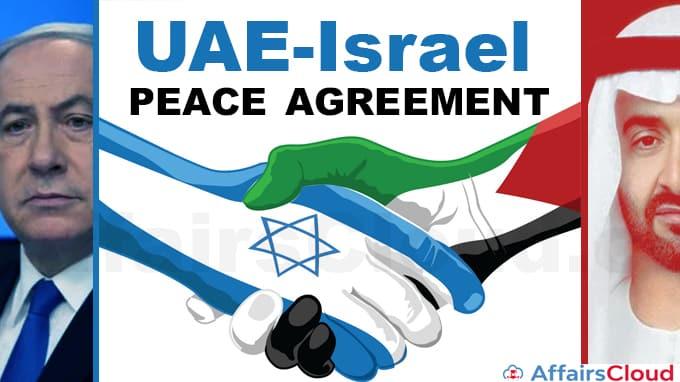 UAE-Israel-peace-agreement
