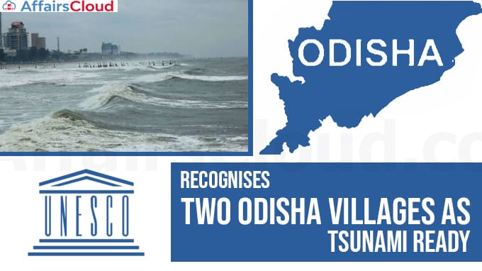 UNESCO-recognises-two-Odisha-villages-as-Tsunami-Ready