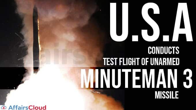 US-conducts-test-flight-of-unarmed-Minuteman-3-missile