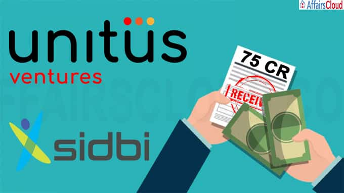 Unitus Ventures receives Rs 75 cr from SIDBI