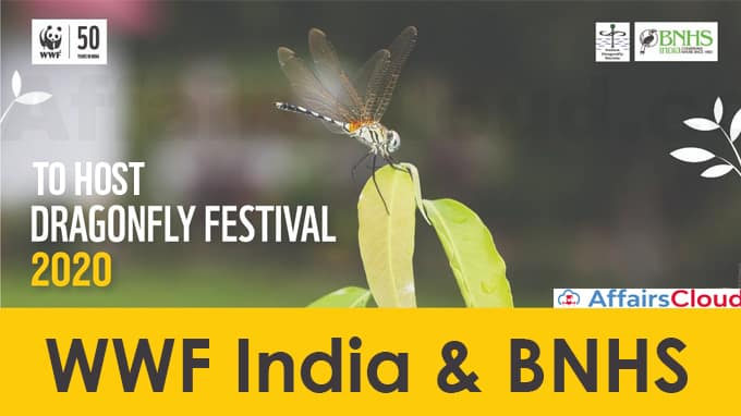 WWF-India,-BNHS-come-together-to-host-'Dragonfly-Festival-2020'