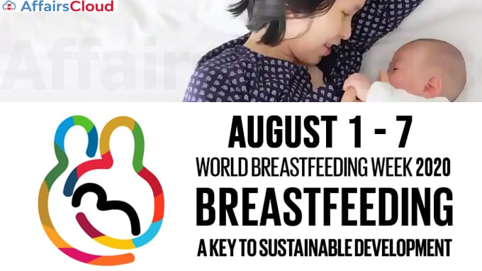World-Breastfeeding-Week-2020