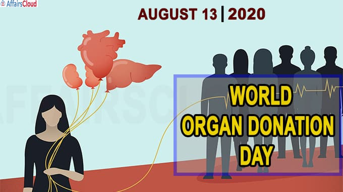 World Organ Donation Day 2020