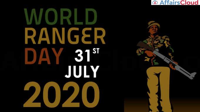 World-Ranger-Day-2020-July-31