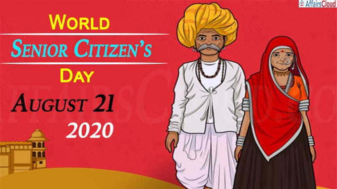 World Senior Citizen's Day 2020