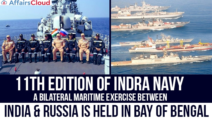 11th-edition-of-INDRA-NAVY,-a-bilateral-maritime-exercise