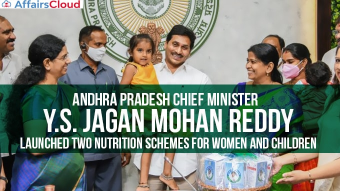 AP-CM-YS-Jagan-Mohan-Reddy-launched-two-nutrition-schemes-for-women-and-children
