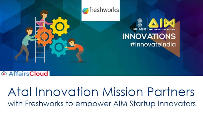 Atal-Innovation-Mission-Partners-with-Freshworks