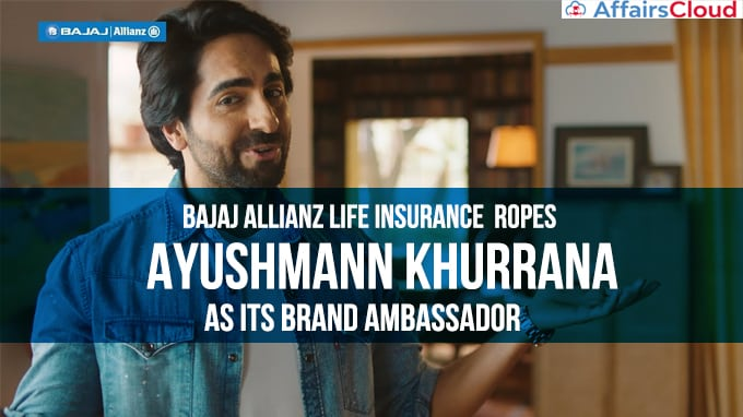 Bajaj-allianz-life-insurance-ropes-Ayushmann-khurrana-as-its-brand-Ambassador
