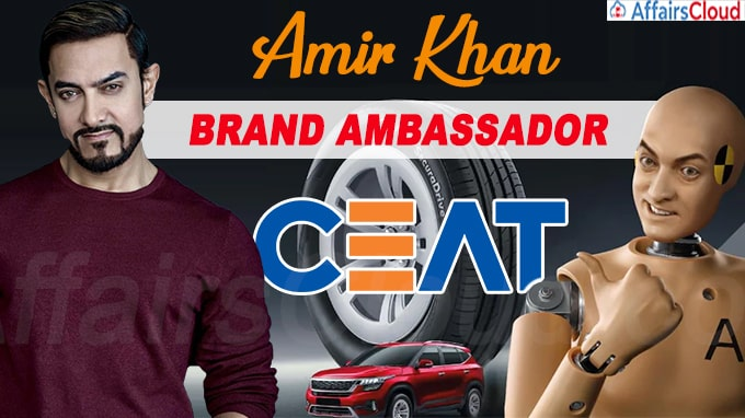 CEAT signs up Aamir Khan as brand ambassador