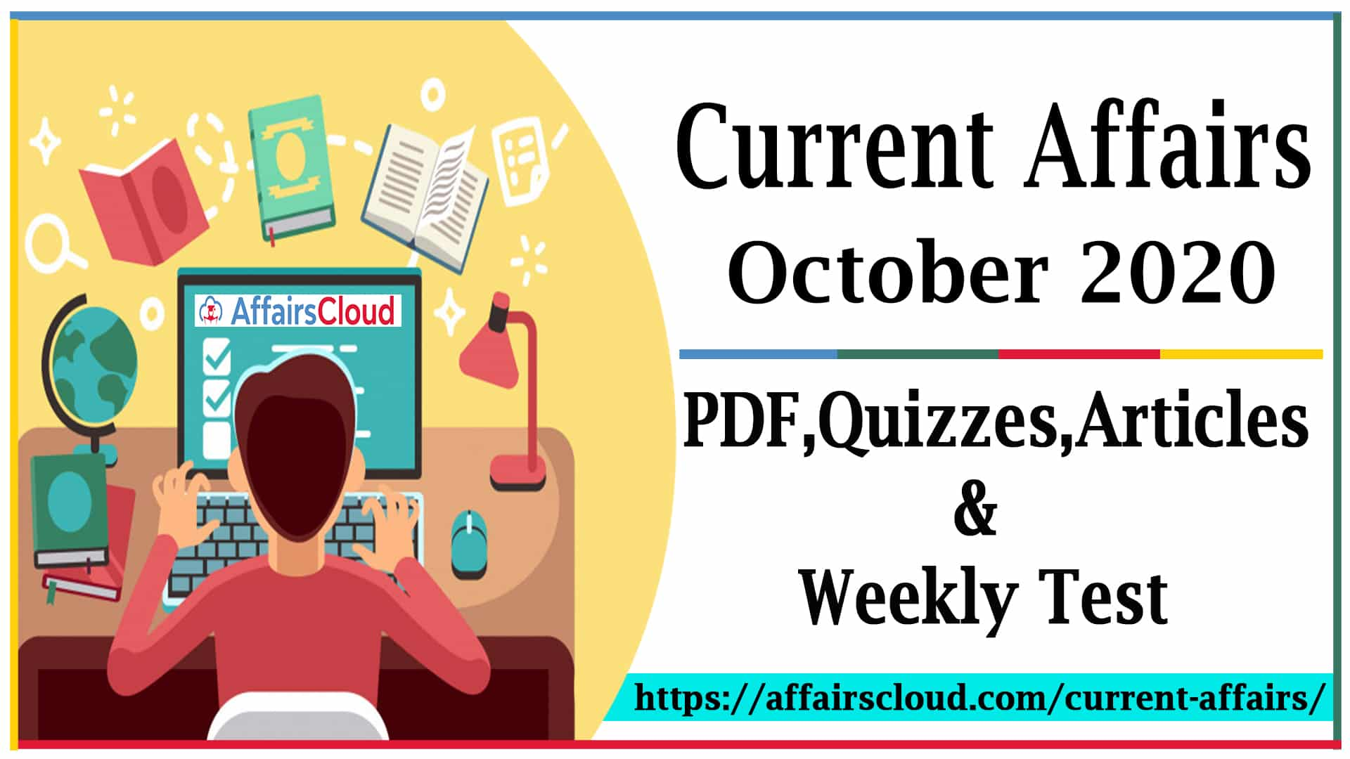 Current Affairs October 2020 new