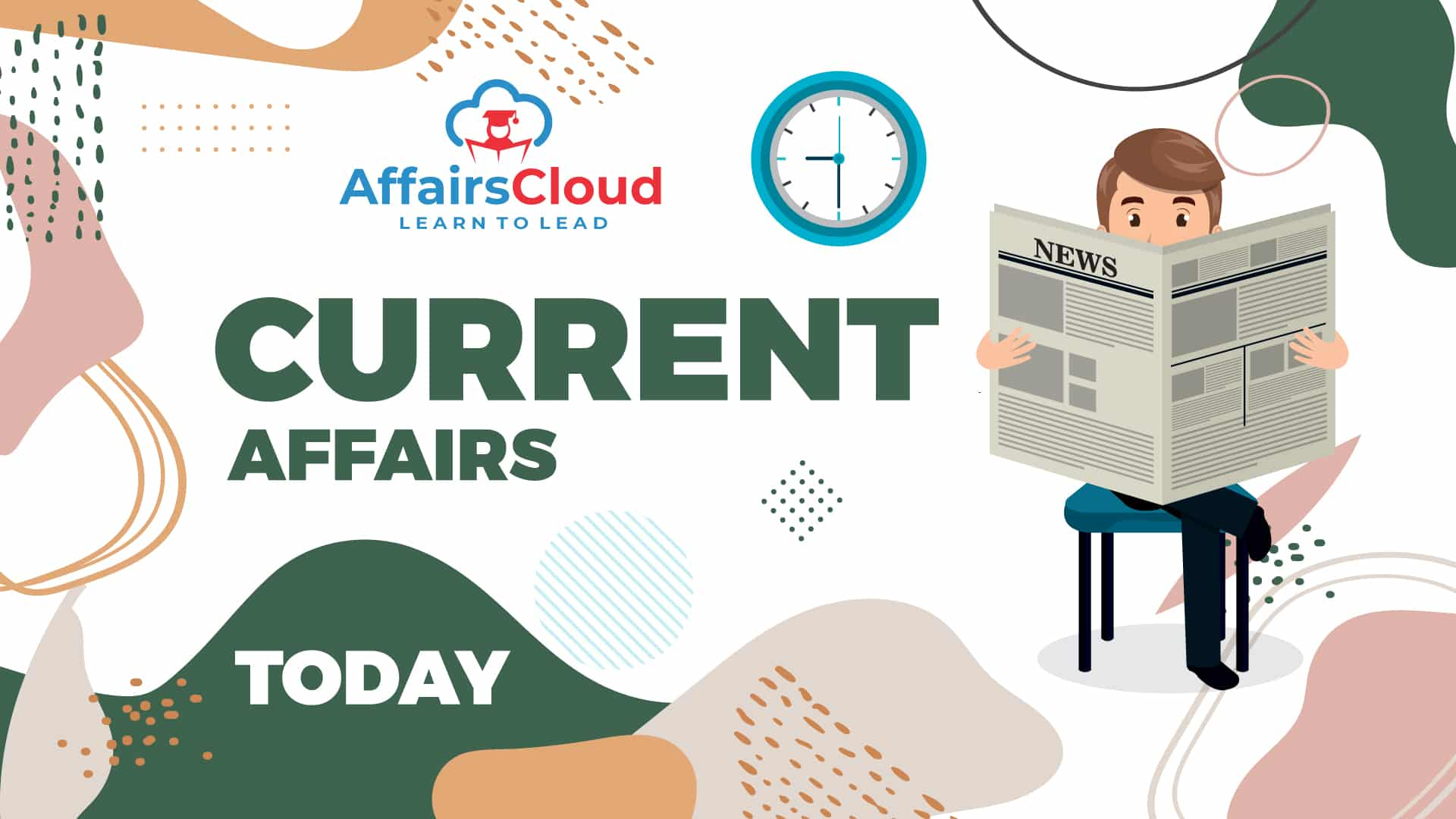 Current Affairs Today Landing Page Image