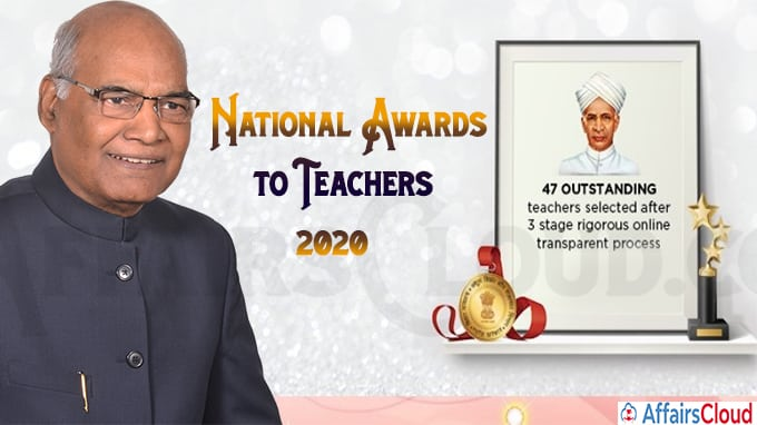 Eklavya Model Residential School teacher selected for National Award to Teachers 2020