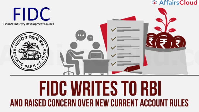 FIDC-writes-to-RBI-and-raised-concern-over-new-current-account-rules
