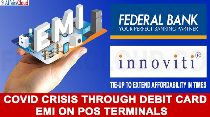 Federal Bank & Innoviti tie-up to extend affordability