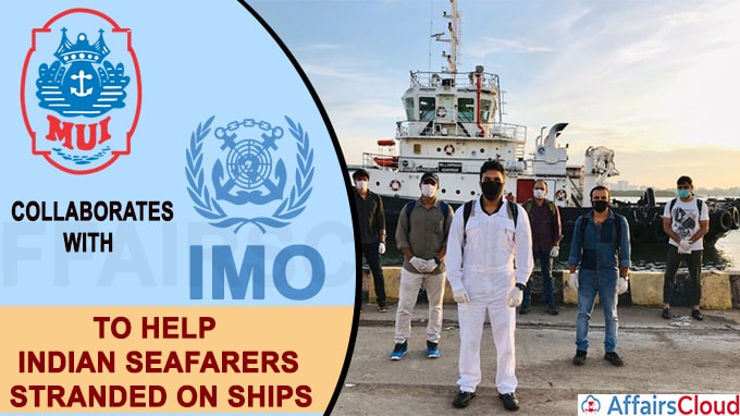 MUI collaborates with UN body to help Indian seafarers stranded on ships