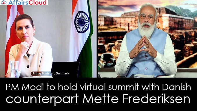 Modi-holds-virtual-summit-with-Danish-counterpart
