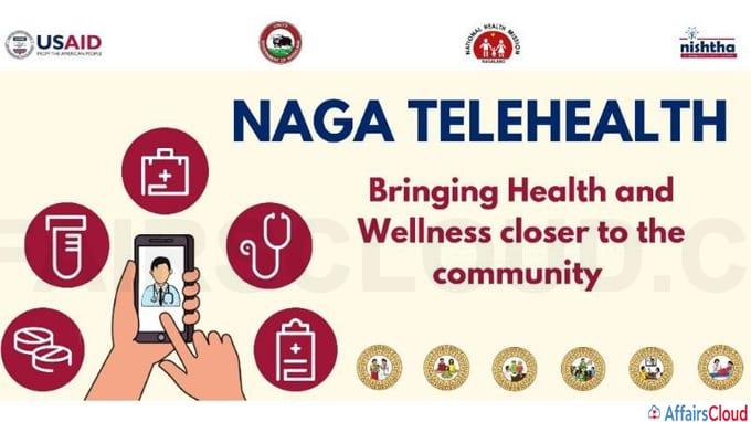 Nagaland govt launches tele-medicine platform 'Naga Telehealth'