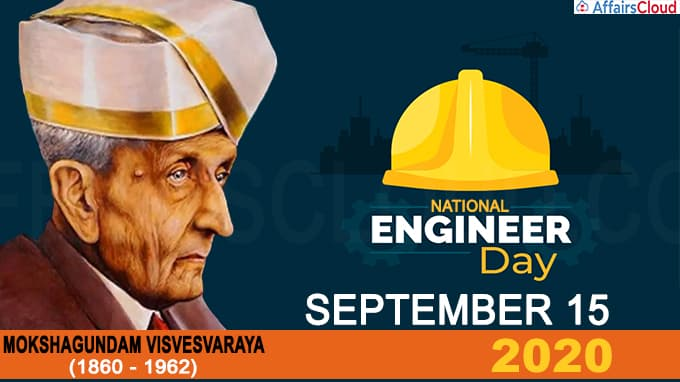 National Engineer's Day - September 15 2020