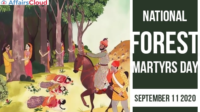 National-forest-Martyrs-day---September-11-2020