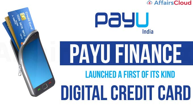 PayU-Finance,-launched-a-first-of-its-kind-digital-credit-card
