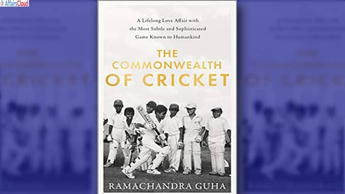 Ramachandra Guha penned new book 'The Commonwealth of Cricket