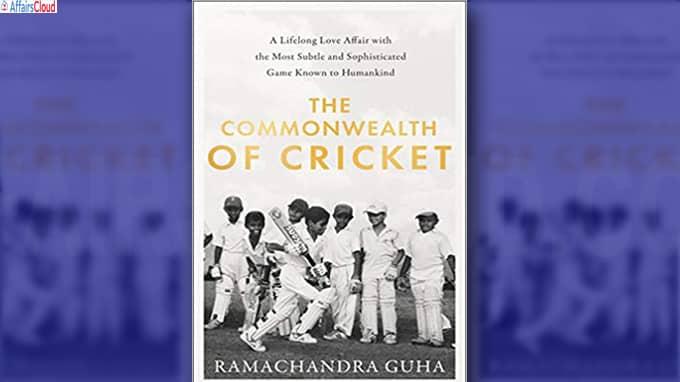 Ramachandra Guha penned new book 'The Commonwealth of Cricket