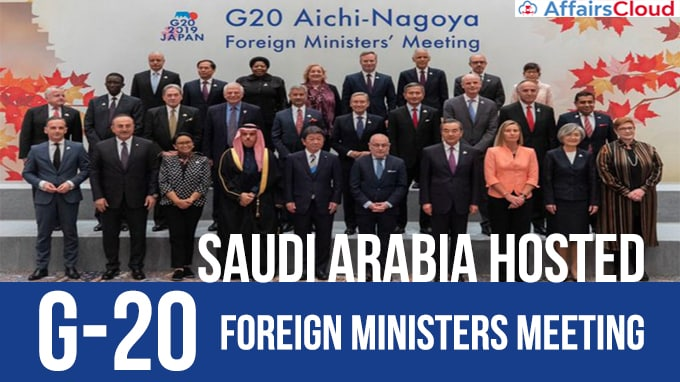 Saudi-Arabia-hosted-the-G-20-foreign-ministers'-meeting