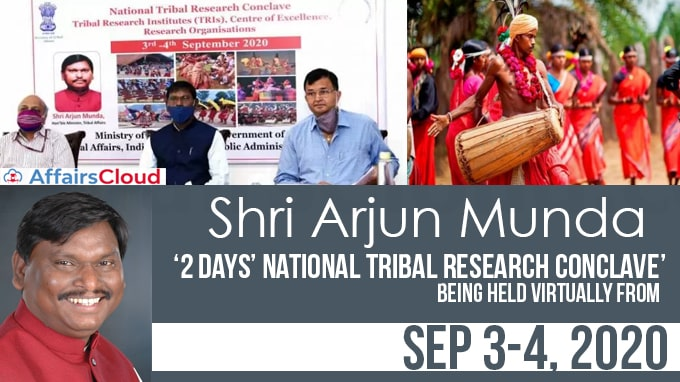 Shri-Arjun-Munda-inaugurates--'2-Days'-National-Tribal-Research