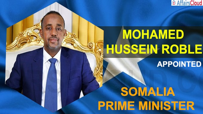Somalia names new prime minister, unveils plan for elections