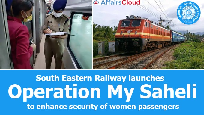 South-Eastern-Railway-launches-'Operation-My-Saheli'-to-enhance-security-of-women-passengers