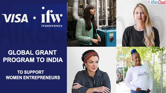 Visa and IFundWomen Bring Global Grant Program to India to Support Women Entrepreneurs