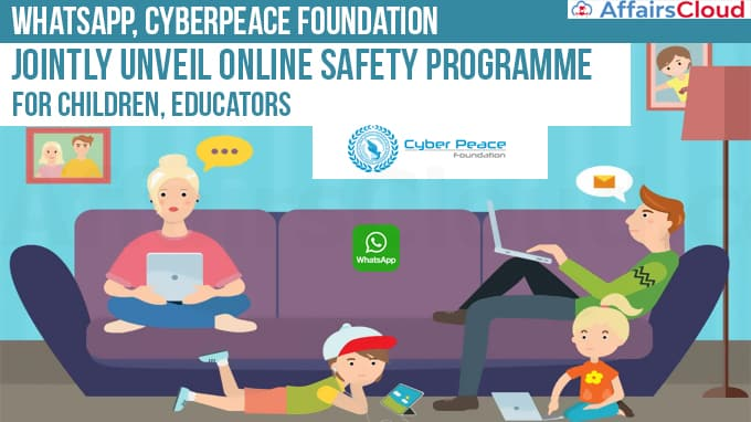 WhatsApp,-CyberPeace-Foundation-jointly-unveil-online-safety-programme-for-children,-educators